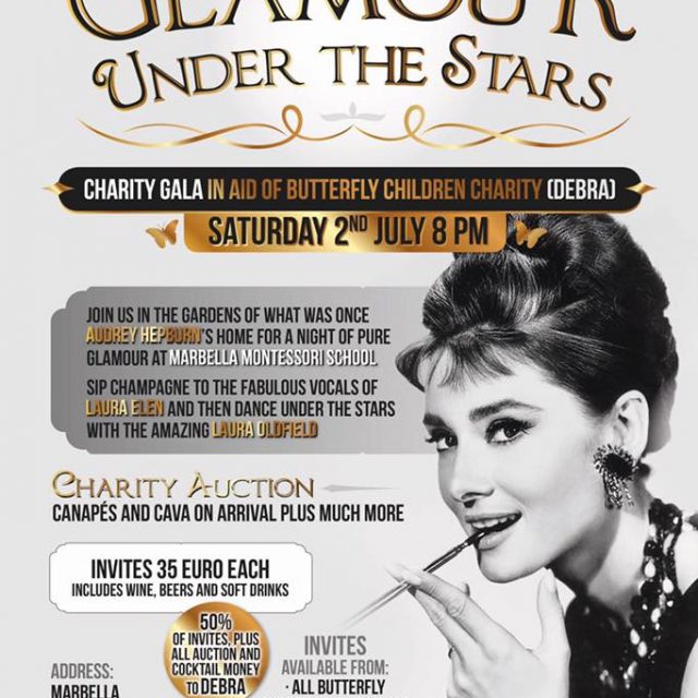 Glamour Under the Stars