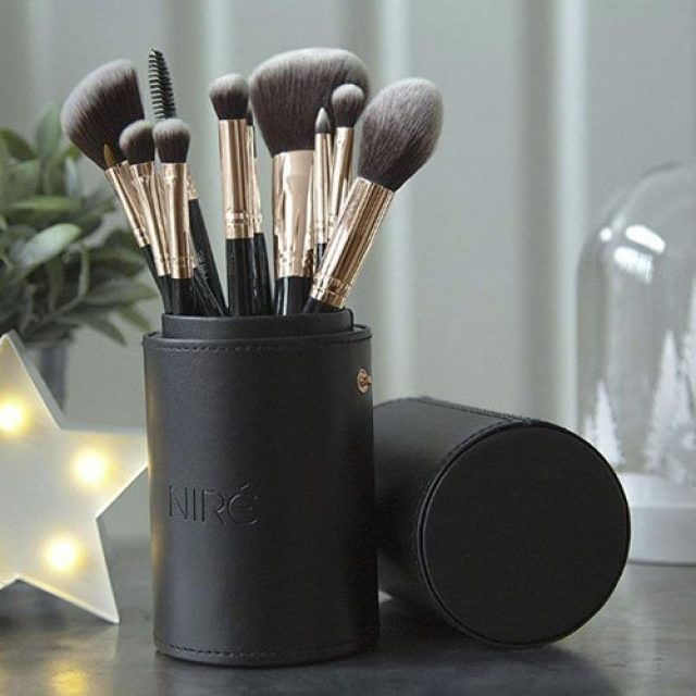 Cruelty Free Brushes by Niré Beauty